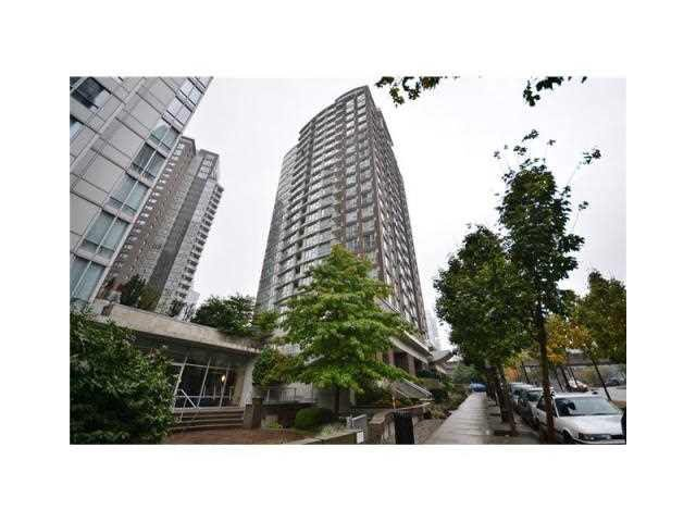 Main Photo: 2102 550 Pacific Street in Vancouver: Condo for sale (Vancouver East)  : MLS®# V1134249