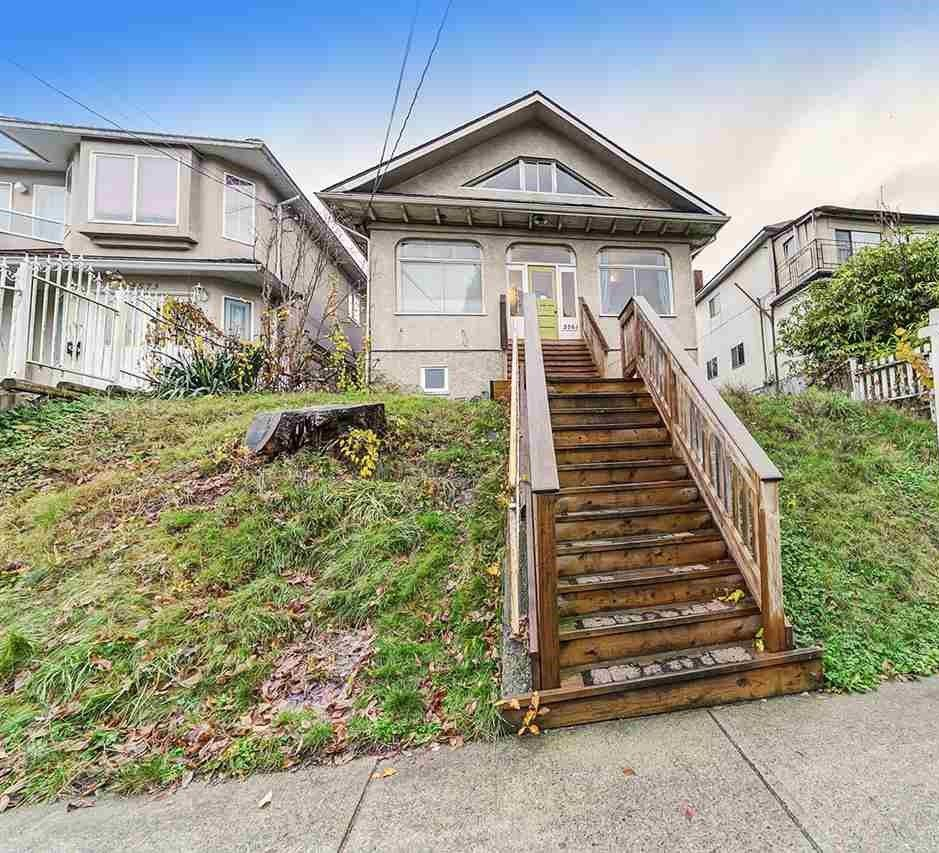 Main Photo: 3561 WELWYN STREET in Vancouver: Victoria VE House for sale (Vancouver East)  : MLS®# R2243708