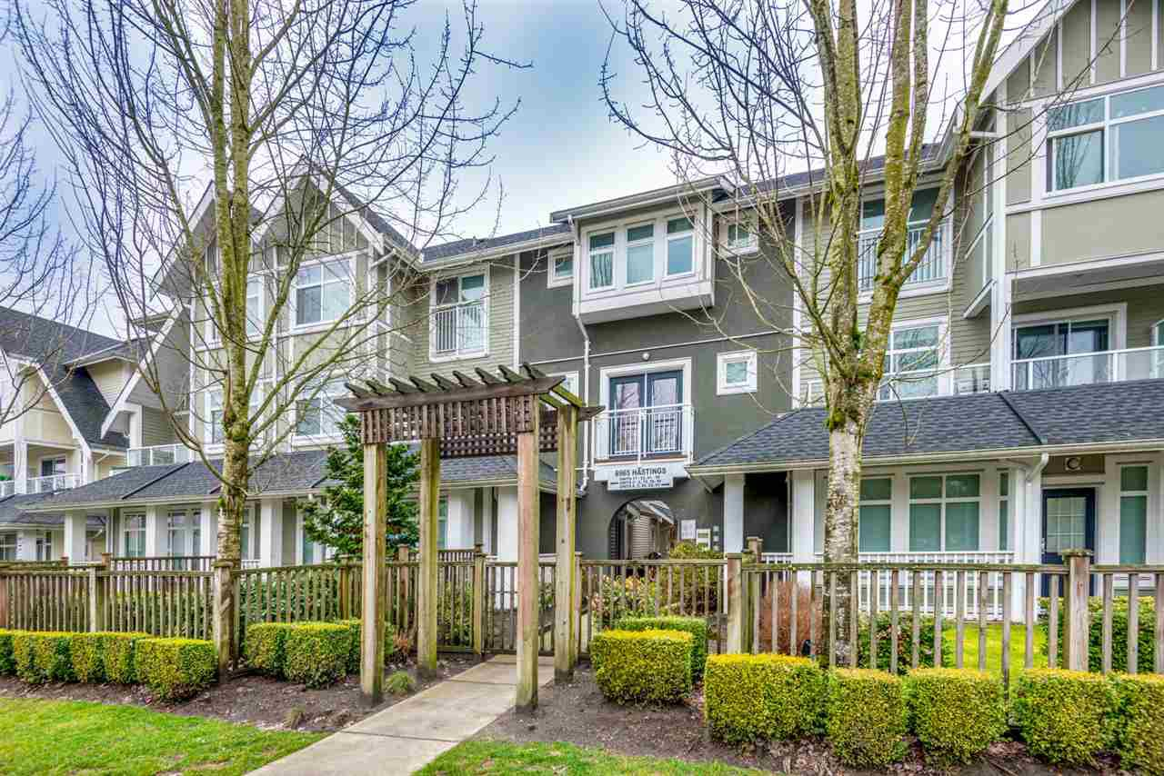 Main Photo: 50 6965 HASTINGS STREET in : Sperling-Duthie Townhouse for sale : MLS®# R2334724