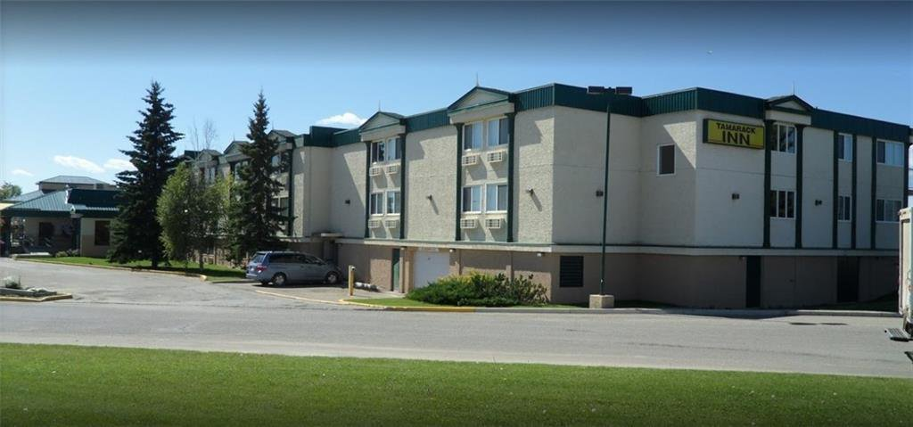 Main Photo: 4904 45 Street: Rocky Mountain House Hotel/Motel for sale : MLS®# C4279469