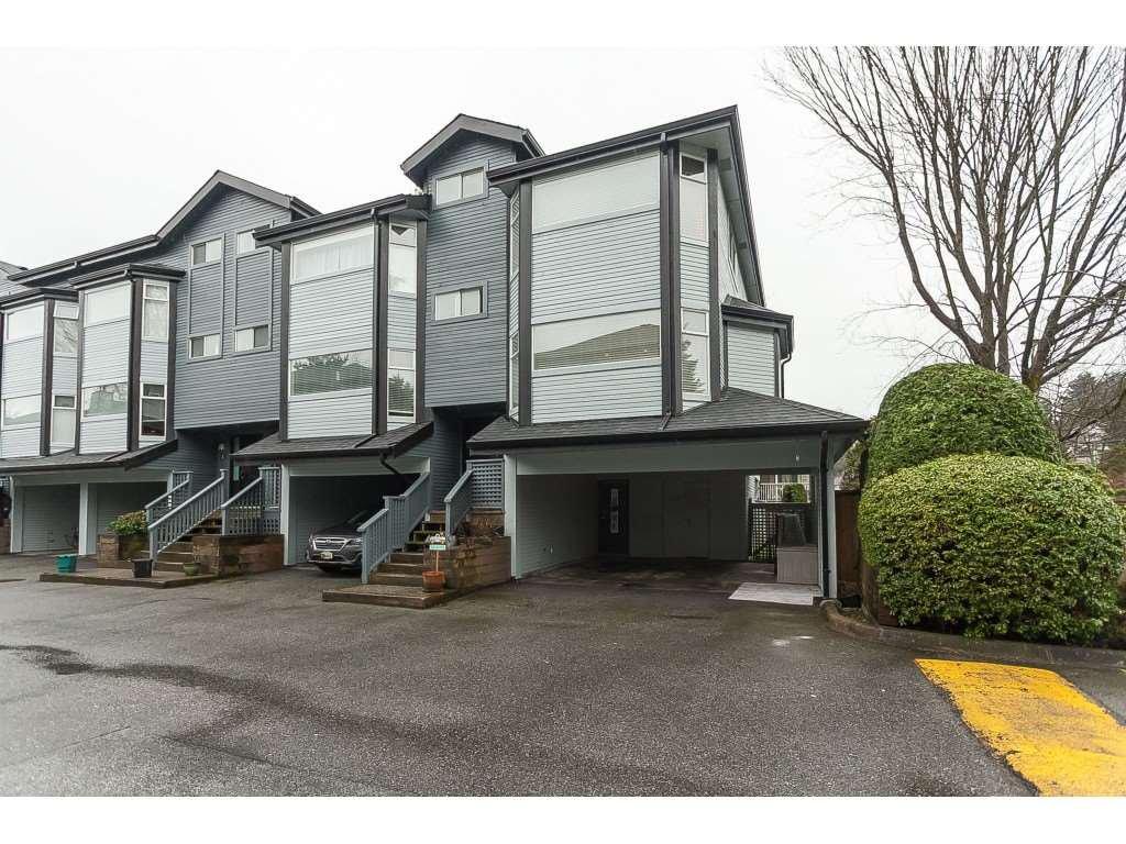 Main Photo: 1 1195 FALCON Drive in Coquitlam: Eagle Ridge CQ Townhouse for sale : MLS®# R2441753