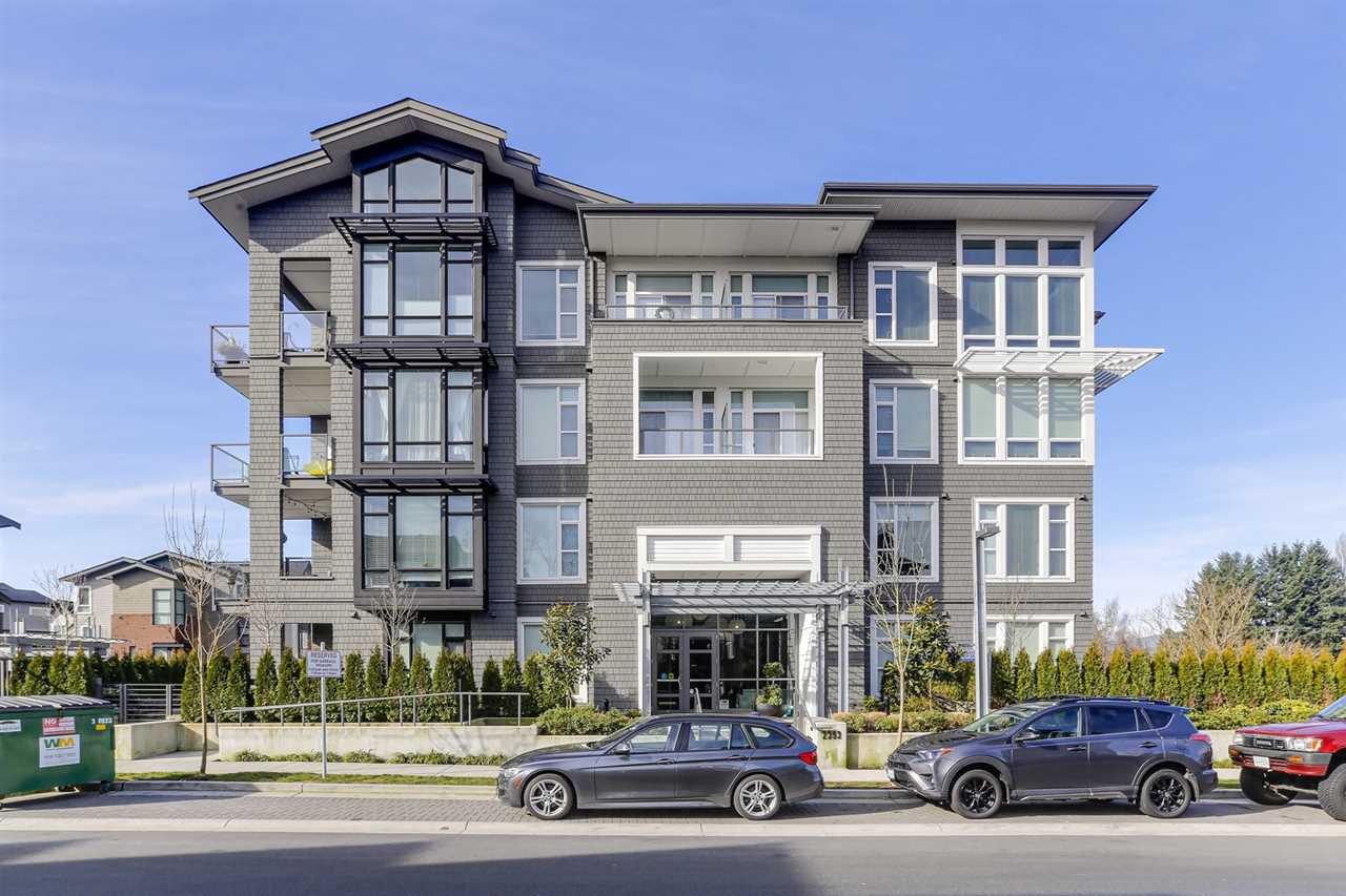 Main Photo: 204 2393 RANGER Lane in Port Coquitlam: Riverwood Condo for sale : MLS®# R2455652