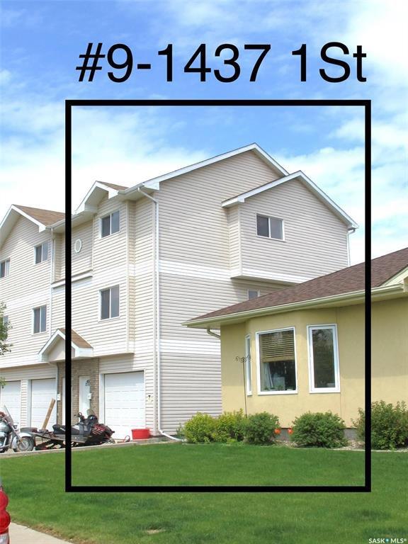 Main Photo: 9 1437 1st Street in Estevan: Central EV Residential for sale : MLS®# SK811354
