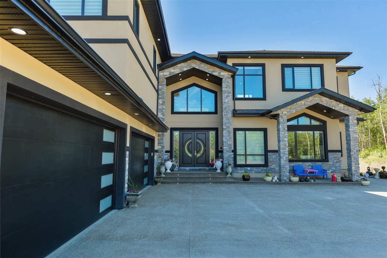 Main Photo: 1 Carriage Lane: Rural Strathcona County House for sale : MLS®# E4202689