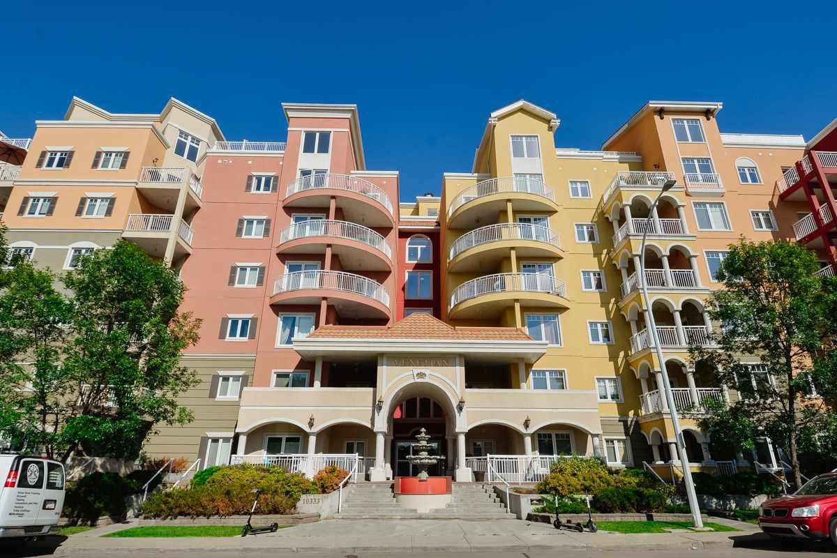 Main Photo: 120 10333 112 Street in Edmonton: Zone 12 Condo for sale : MLS®# E4208290