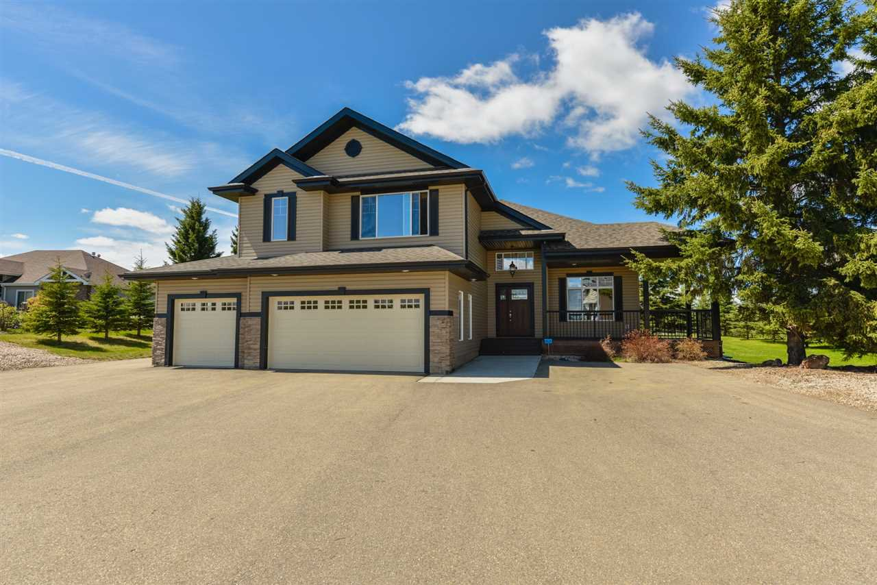 Main Photo: 43 53122 RGE RD 14: Rural Parkland County House for sale : MLS®# E4213991