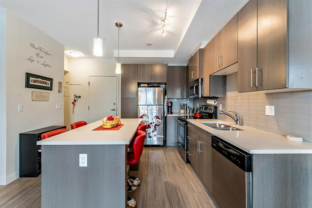 Photo 5: Photos: 219 15233 1 Street SE in Calgary: Midnapore Apartment for sale : MLS®# A1049262