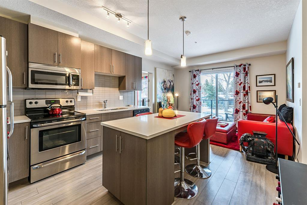 Photo 4: Photos: 219 15233 1 Street SE in Calgary: Midnapore Apartment for sale : MLS®# A1049262