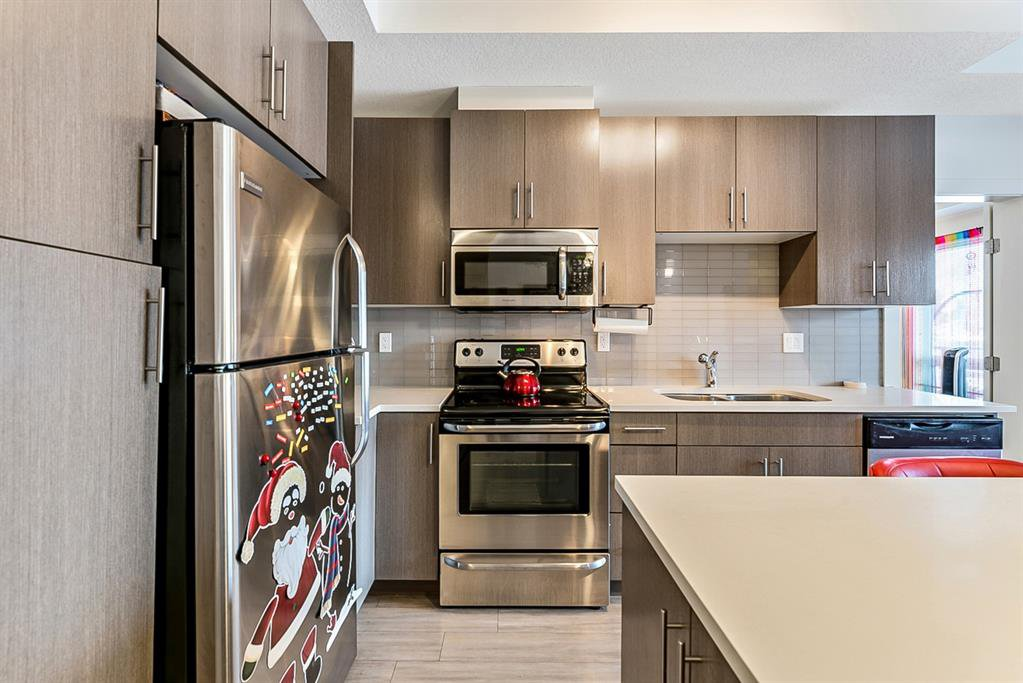 Photo 6: Photos: 219 15233 1 Street SE in Calgary: Midnapore Apartment for sale : MLS®# A1049262