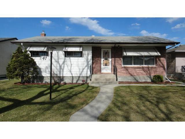 Main Photo: 47 Donegal Bay in WINNIPEG: East Kildonan Residential for sale (North East Winnipeg)  : MLS®# 1205556