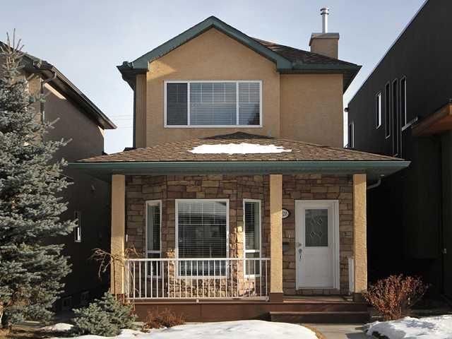 Main Photo: 2028 35 Street SW in CALGARY: Killarney Glengarry Residential Detached Single Family for sale (Calgary)  : MLS®# C3551196