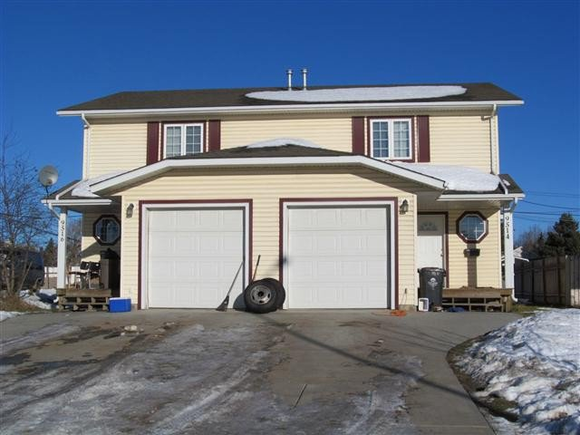 Main Photo: 9514 94TH Avenue in Fort St. John: Fort St. John - City SE House 1/2 Duplex for sale (Fort St. John (Zone 60))  : MLS®# N224581