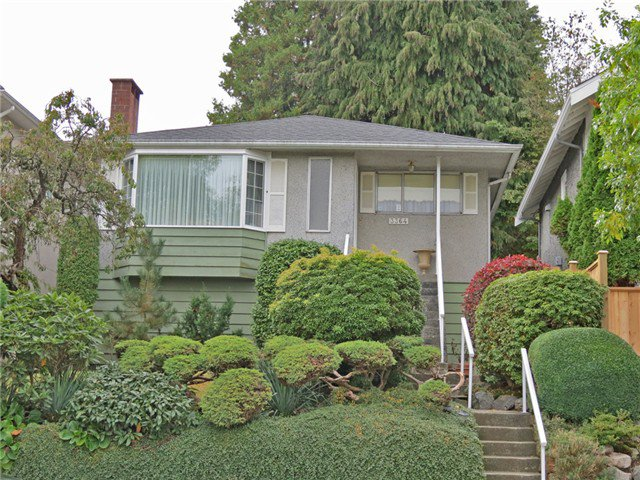 Main Photo: 3364 CHURCH Street in Vancouver: Collingwood VE House for sale (Vancouver East)  : MLS®# V995414