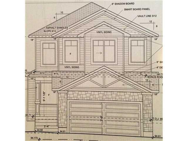 Main Photo: 150 SHERWOOD Mews NW in CALGARY: Sherwood Calgary Residential Detached Single Family for sale (Calgary)  : MLS®# C3566391