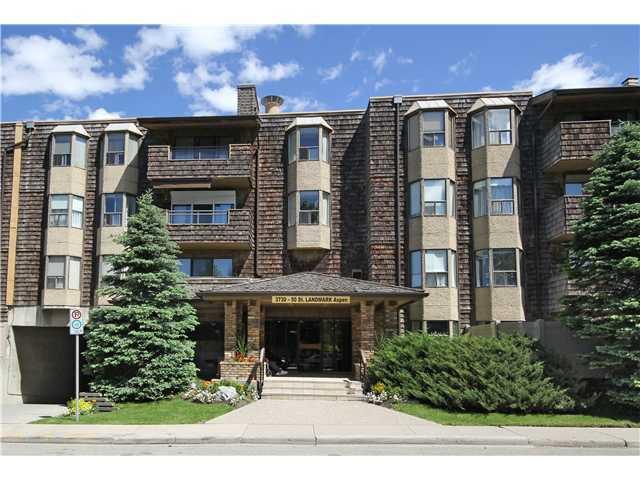 Main Photo: 409 3730 50 Street NW in CALGARY: Varsity Village Condo for sale (Calgary)  : MLS®# C3578114
