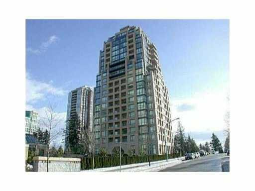 "Main Photo: # 1003 7388 SANDBORNE AV in Burnaby: South Slope Condo for sale in ""MAYFAIR PLACE"" (Burnaby South)  : MLS®# V1022049"