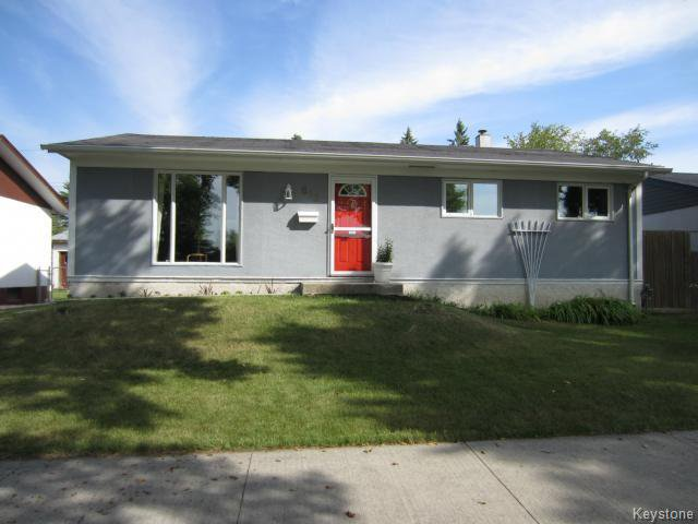 Main Photo: 613 Kildare Avenue East in WINNIPEG: Transcona Residential for sale (North East Winnipeg)  : MLS®# 1318617