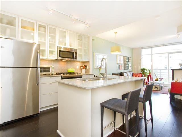 Main Photo: # 511 298 E 11TH AV in Vancouver: Mount Pleasant VE Condo for sale (Vancouver East)  : MLS®# V1031050