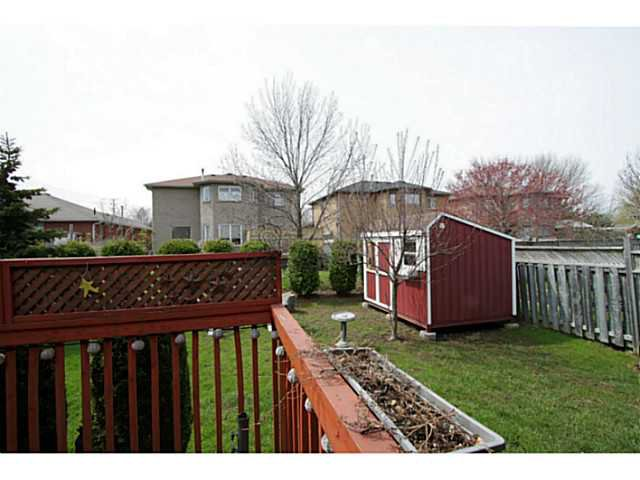 Photo 21: Photos: 54 DOUGLAS DR in BARRIE: House for sale : MLS®# 1403531