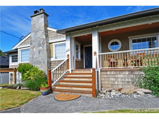 Main Photo: 518 Hampshire Road in VICTORIA: OB South Oak Bay Residential for sale (Oak Bay)  : MLS®# 339430
