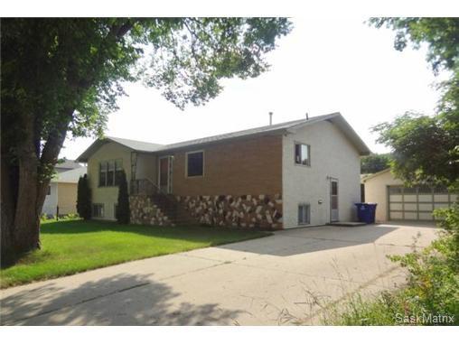 Main Photo: 317 X Avenue South in Saskatoon: Single Family Dwelling  : MLS®# SK508422