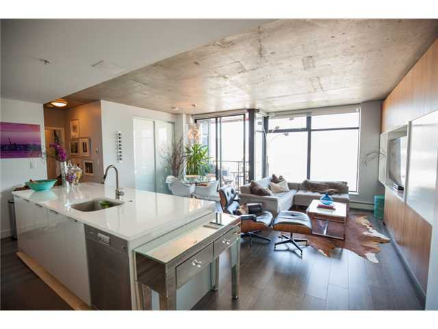 Photo 2: Photos: # 2801 128 W CORDOVA ST in Vancouver: Downtown VW Condo for sale (Vancouver West)  : MLS®# V1120404