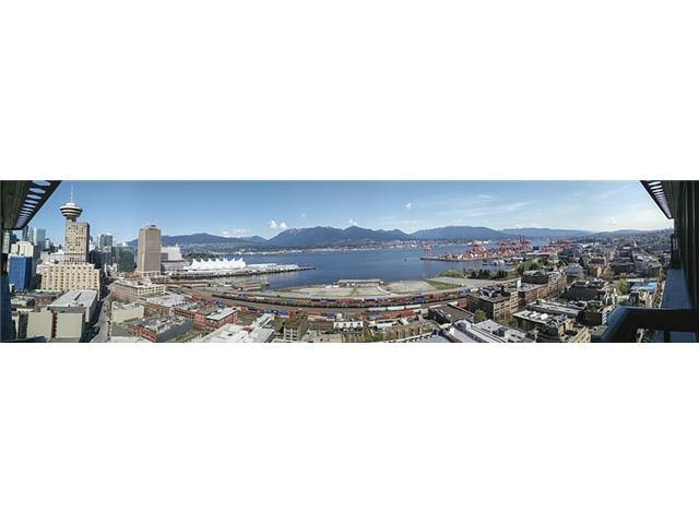 Photo 1: Photos: # 2801 128 W CORDOVA ST in Vancouver: Downtown VW Condo for sale (Vancouver West)  : MLS®# V1120404