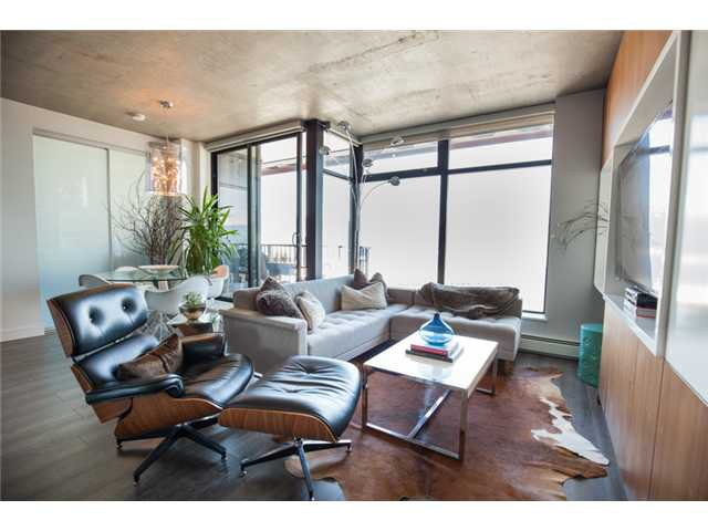 Photo 3: Photos: # 2801 128 W CORDOVA ST in Vancouver: Downtown VW Condo for sale (Vancouver West)  : MLS®# V1120404