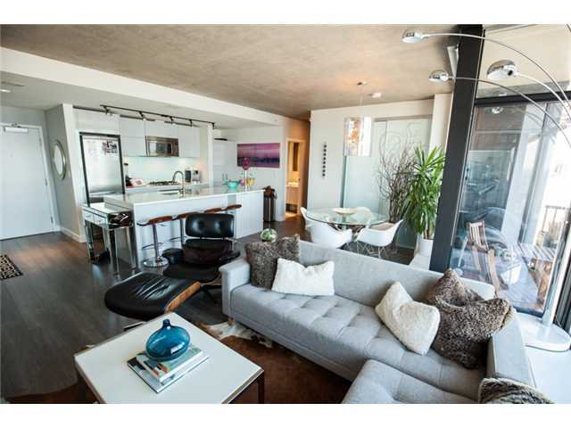 Photo 4: Photos: # 2801 128 W CORDOVA ST in Vancouver: Downtown VW Condo for sale (Vancouver West)  : MLS®# V1120404