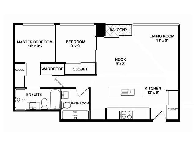 Photo 19: Photos: # 2801 128 W CORDOVA ST in Vancouver: Downtown VW Condo for sale (Vancouver West)  : MLS®# V1120404