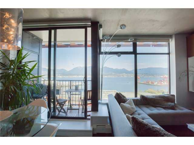 Photo 5: Photos: # 2801 128 W CORDOVA ST in Vancouver: Downtown VW Condo for sale (Vancouver West)  : MLS®# V1120404