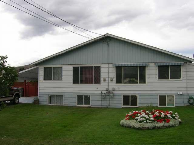 Main Photo: 2110 Greenfield Ave in Kamloops: Brocklehurst House 1/2 Duplex for sale : MLS®# 136006