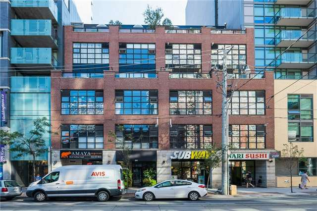 Main Photo: 261 King St E Unit #303 in Toronto: Moss Park Condo for sale (Toronto C08)  : MLS®# C3610672