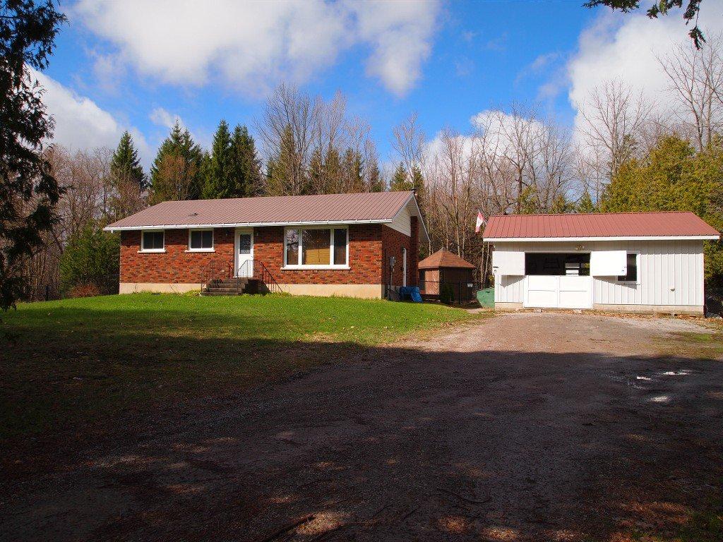 Main Photo: 1785 Kirkfield Road: Kirkfield Freehold for sale (Kawartha Lakes)  : MLS®# X3771482