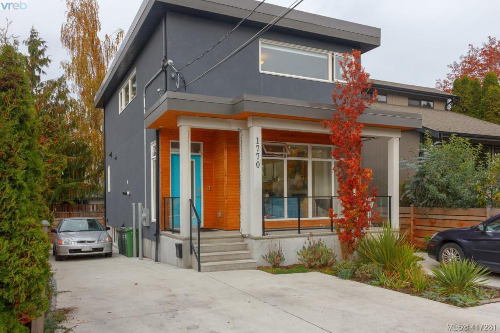 Main Photo: 1770 Albert Avenue in VICTORIA: Vi Jubilee Single Family Detached for sale (Victoria)  : MLS®# 417281