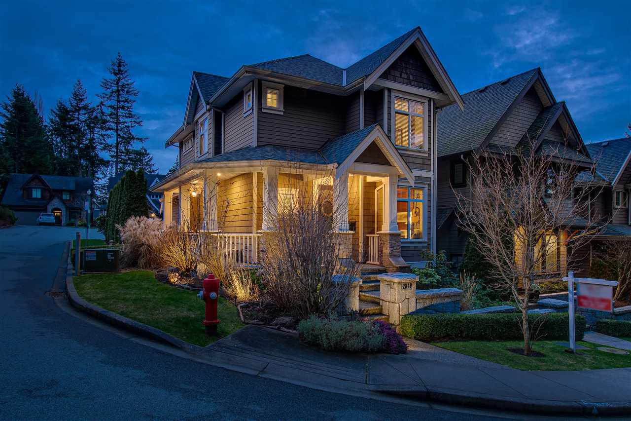 "Main Photo: 12848 26 Avenue in Surrey: Crescent Bch Ocean Pk. House for sale in ""Ocean Park"" (South Surrey White Rock)  : MLS®# R2436245"