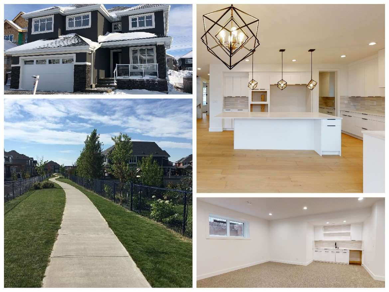 Main Photo: 4419 Suzanna Crescent in Edmonton: Zone 53 House for sale : MLS®# E4211290