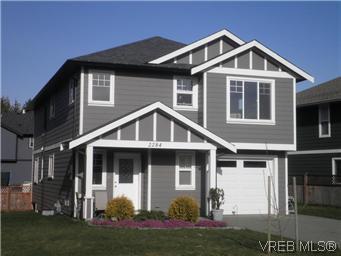 Main Photo: 2284 Church Hill Dr in SOOKE: Sk Sooke Vill Core House for sale (Sooke)  : MLS®# 597553