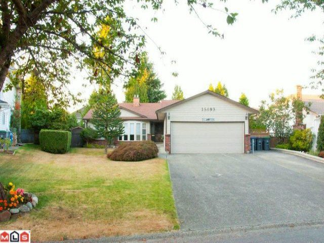 Main Photo: 15693 101ST Avenue in Surrey: Guildford House for sale (North Surrey)  : MLS®# F1223615
