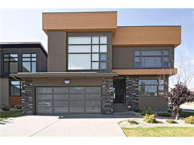 Main Photo: 967 73 Street SW in CALGARY: West Springs Residential Detached Single Family for sale (Calgary)  : MLS®# C3584870