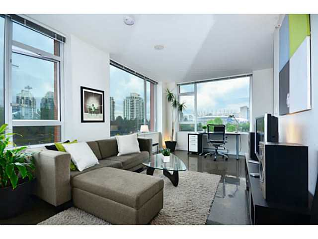 Main Photo: # 502 221 UNION ST in Vancouver: Mount Pleasant VE Condo for sale (Vancouver East)  : MLS®# V1025001