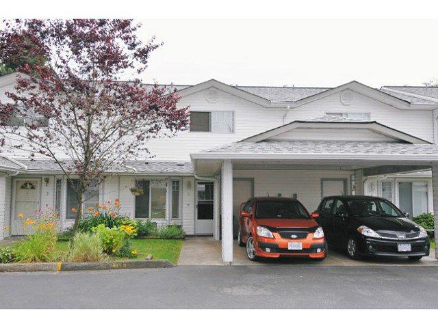 Photo 1: Photos: # 3 11757 207TH ST in Maple Ridge: Southwest Maple Ridge Condo for sale : MLS®# V1010426