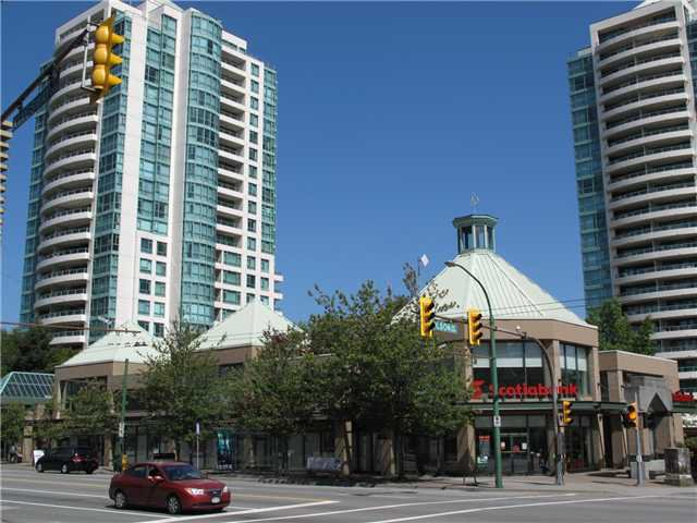 Main Photo: 601 5899 Wilson Avenue in Burnaby: Condo for sale (Burnaby South)  : MLS®# V1015840