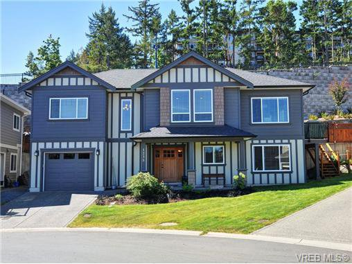 Main Photo: 1235 Clearwater Place in VICTORIA: La Westhills Single Family Detached for sale (Langford)  : MLS®# 341168