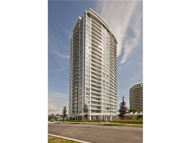 Main Photo: 605 6688 Arcola st in Burnaby: Highgate Condo for sale (Burnaby South)  : MLS®# V1076530