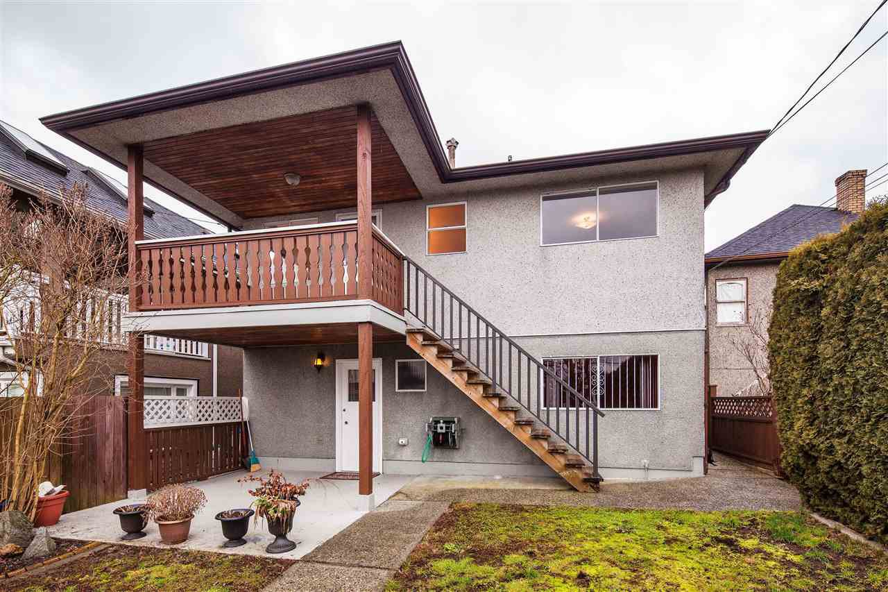 Photo 2: Photos: 450 E 57TH AVENUE in Vancouver: South Vancouver House for sale (Vancouver East)  : MLS®# R2135763