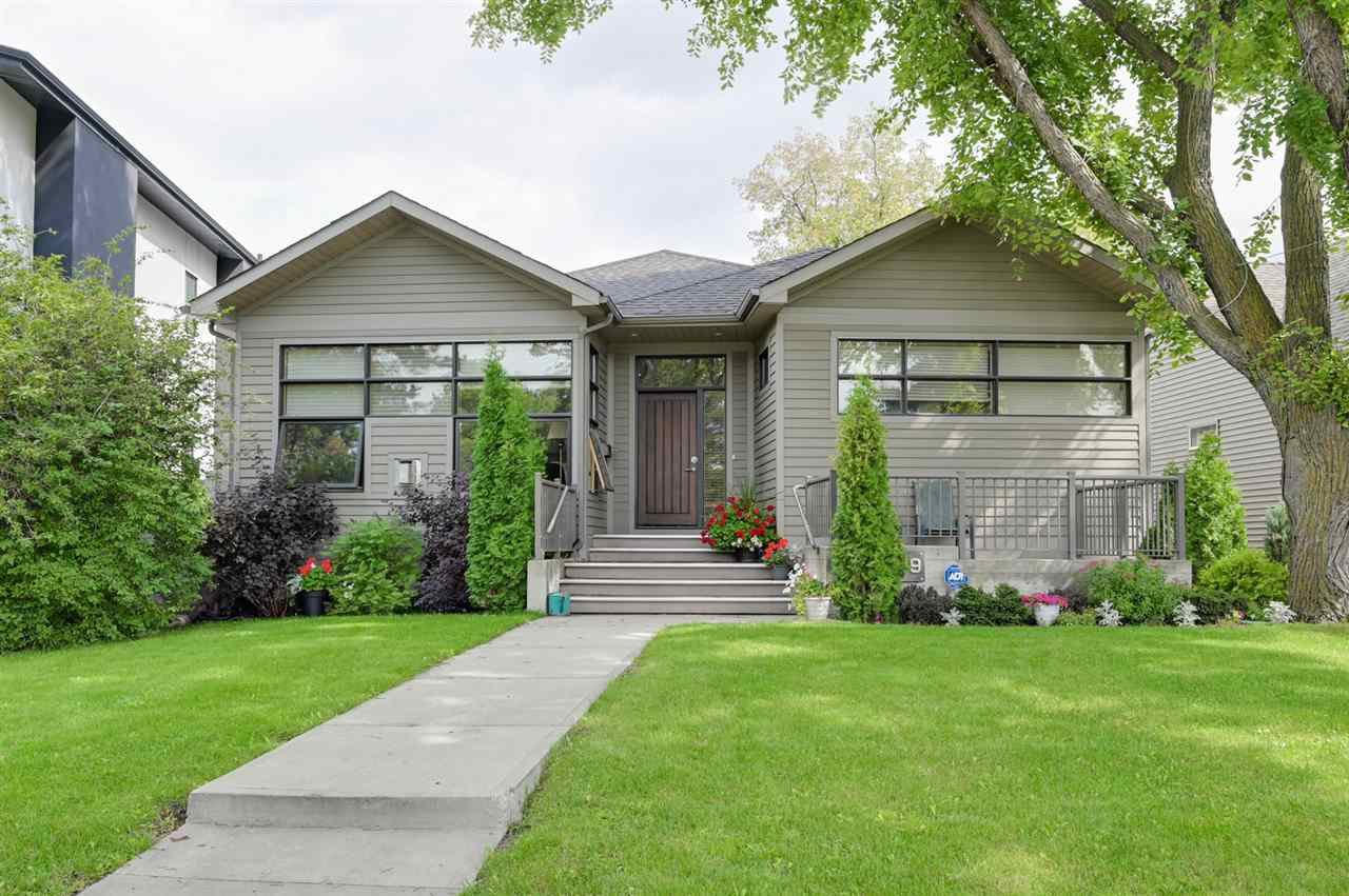 Main Photo: 9919 147 Street in Edmonton: Zone 10 House for sale : MLS®# E4170818