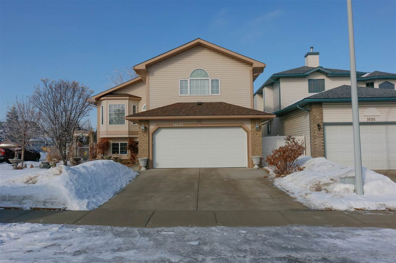 Main Photo: 16112 83 Street in Edmonton: Zone 28 House for sale : MLS®# E4193910