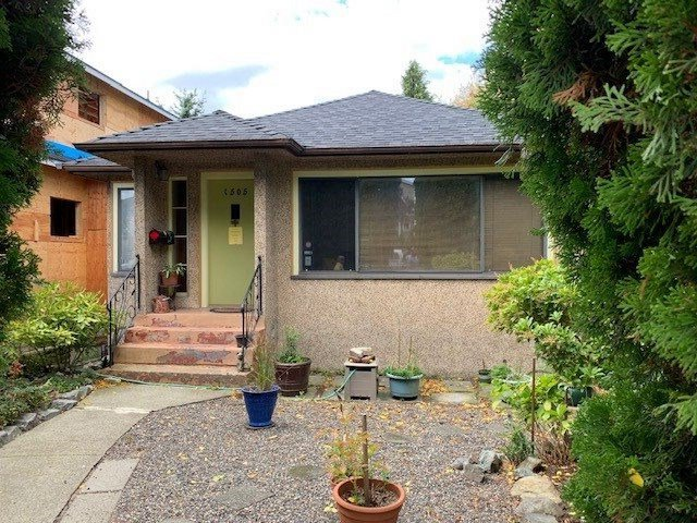Main Photo: 1505 RENFREW Street in Vancouver: Renfrew VE House for sale (Vancouver East)  : MLS®# R2500791