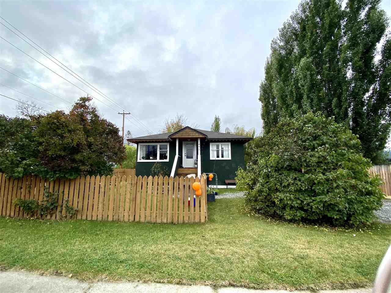 Main Photo: 491 YORSTON Street in Williams Lake: Williams Lake - City House for sale (Williams Lake (Zone 27))  : MLS®# R2507982